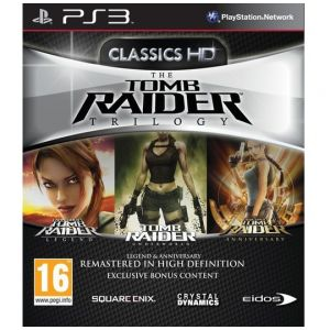 PS3 Tomb Raider - Trilogy