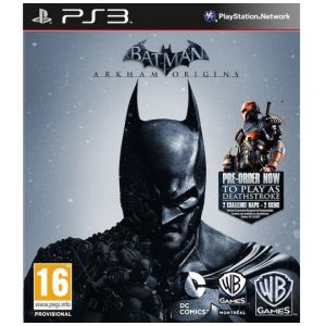 PS3 Batman - Arkham Origins