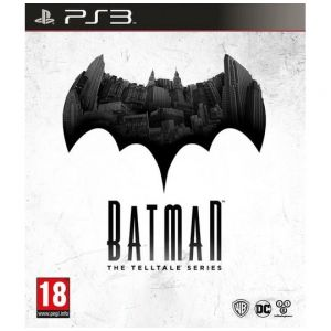 PS3 Batman - The Tellltale Series