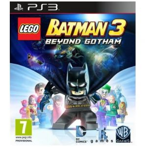 PS3 Lego Batman 3 - Beyond Gotham