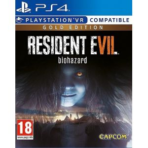 PS4 Resident Evil 7 - Biohazard - Gold Edition