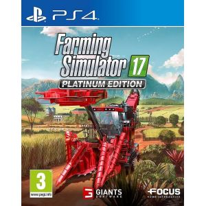 PS4 Farming Simulator 17 - Platinum Edition