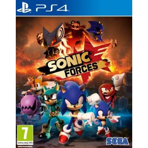 PS4 Sonic Forces - Day One Edition