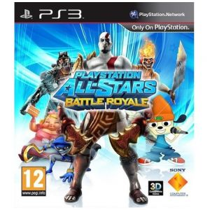 PS3 All Star Battle Royale