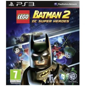 PS3 Lego Batman 2 - DC Super Heroes