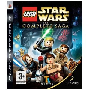 PS3 Lego Star Wars The Complete Saga