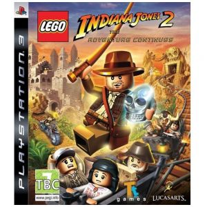 PS3 Lego Indiana Jones 2 - The Adventure Continues