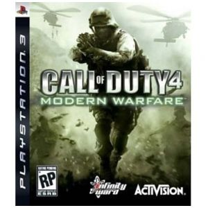 PS3 Call of Duty 4 - Modern Warfare