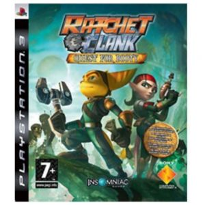 PS3 Ratchet & Clank - Quest For Booty