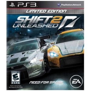 PS3 Need For Speed Shift 2