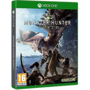 XBOX ONE Monster Hunters - World