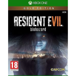 XBOX ONE Resident Evil 7 - Biohazard - Gold Edition