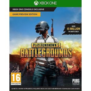 XBOX ONE PlayerUnknown's Battlegrounds - PUBG