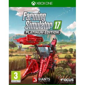 XBOX ONE Farming Simulator 17 - Platinum Edition