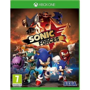 XBOX ONE Sonic Forces - Day One Edition