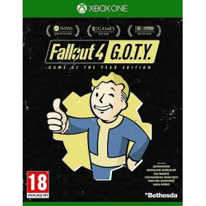 XBOX ONE Fallout 4 - Game Of The Year Edition