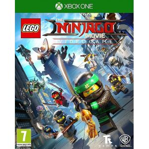 XBOX ONE Lego The Ninjago Movie