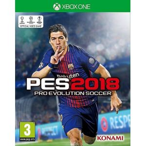 XBOX ONE Pro Evolution Soccer 2018 - PES 2018