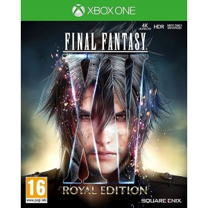 XBOX ONE Final Fantasy XV - Royal Edition