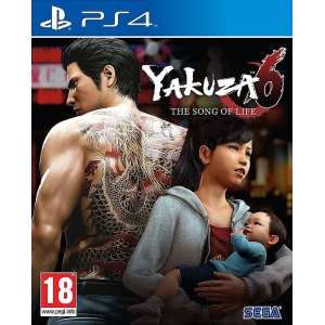 PS4 Yakuza 6 - The Song Of Life - Essence Of Art Edition