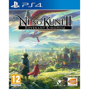 PS4 Ni No Kuni 2 - Revenant Kingdom