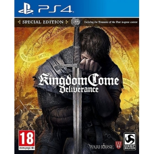 PS4 Kingdom Come - Deliverance Special Edition