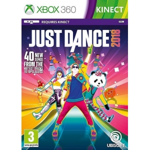 XB360 Just Dance 2018