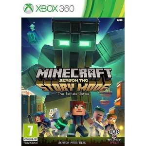 XB360 Minecraft Story Mode - Season Two