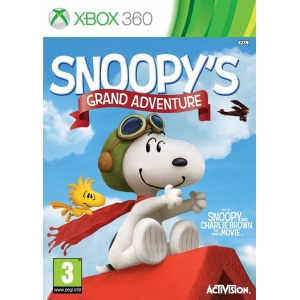 XB360 Snoopy's Grand Adventure