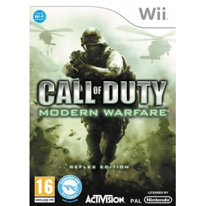 Wii Call of Duty 4 - Modern Warfare