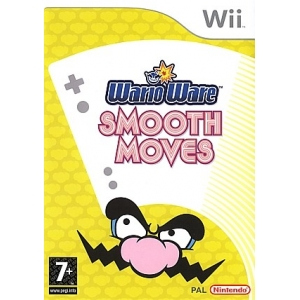 Wii WarioWare - Smooth Moves