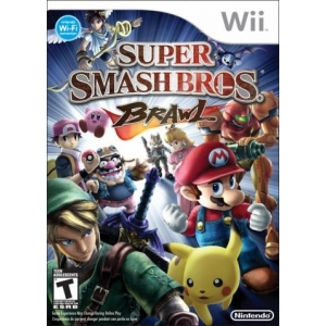 Wii Super Smash Bros - Brawl