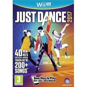 WiiU Just Dance 2017