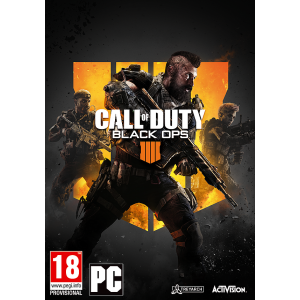 PC Call of Duty - Black Ops 4