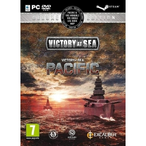 PC Victory At Sea - Pacific - Deluxe Edition