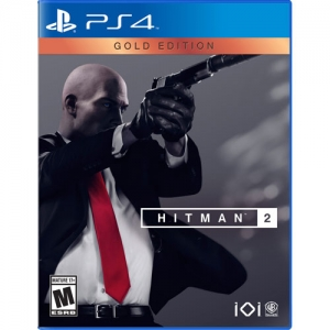 PS4 Hitman 2 - Gold Edition