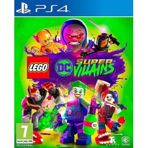 PS4 LEGO Super Villains