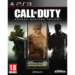 PS3 Call Of Duty - Modern Warfare Trilogy