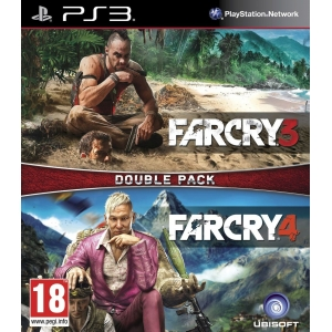 PS3 Far Cry 3 + Far Cry 4