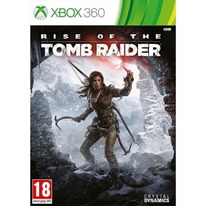 XB360 Rise of the Tomb Raider