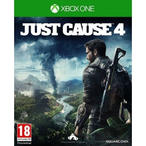 XBOX ONE Just Cause 4 - Steelbook Edition