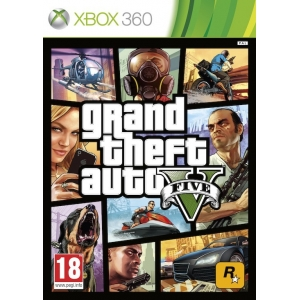 XB360 Grand Theft Auto 5 - GTA V