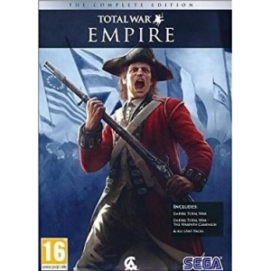 PC Empire Total War - The Complete Edition