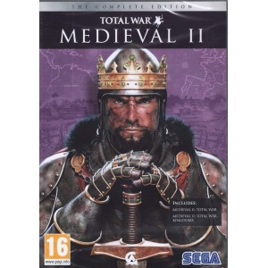 PC Medieval 2 - Total War - The Complete Edition