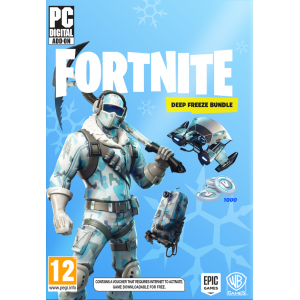 PC Fortnite - Deep Freeze Bundle
