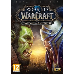PC World of Warcraft - Battle For Azeroth