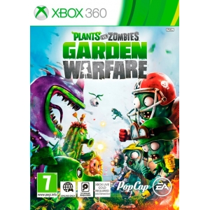 XB360 Plants VS Zombies - Garden Warfare