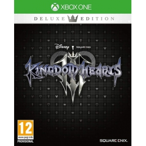 XBOX ONE Kingdom Hearts 3 - Deluxe Edition