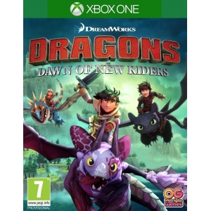 XBOX ONE Dragons - Dawn Of New Riders