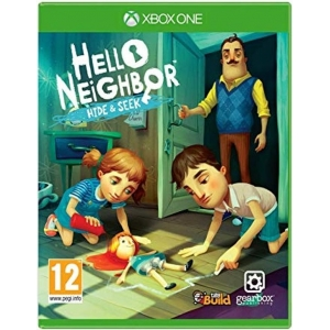 XBOX ONE Hello Neighbor - Hide & Seek